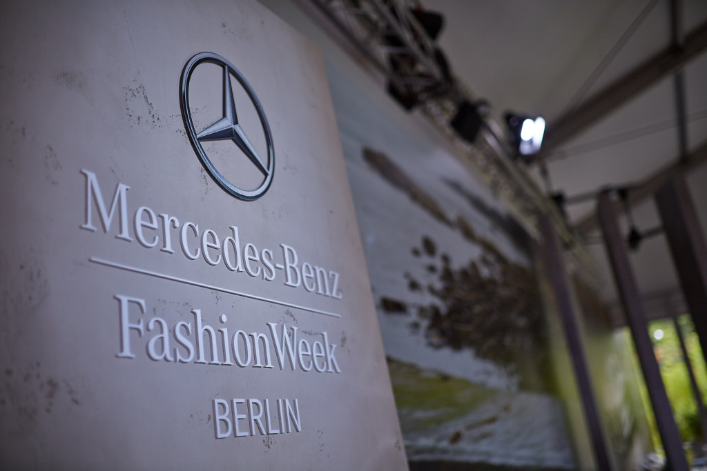 Mercedes-Benz FashionWeek Berlin SS 2015